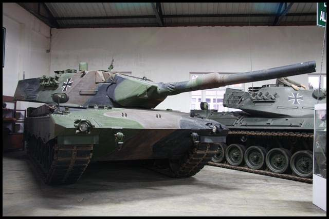 豹II和2