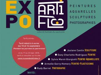 Exhibition ARTIFLO