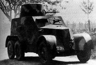 Tatra Koprivnice Maschinengewehr