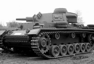 Char Panzer III or T3