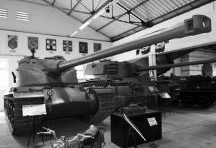 21 AMX 50 Saumur
