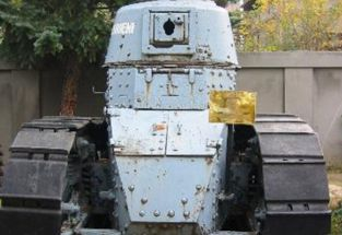Char FT17 Musee De Bucharest Bis