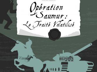 Operación Saumur | Juego de escape