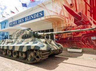 Tiger II im Karussell von Saumur 2018
