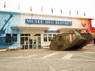 Mark IV, Panzermuseum von Bovington