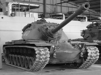 Bulletin Nr. 62: Kalten Krieg schwere Panzer