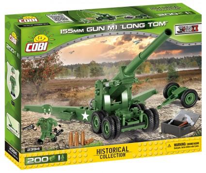 155mm gun M1 Long Tom (2394)