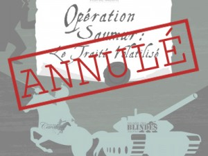 STORNIERUNG Operation Saumur | Escape Game