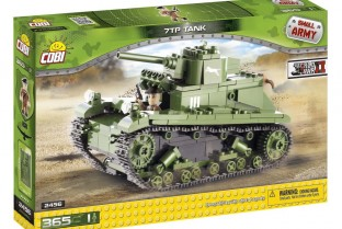Polish light tank 7TP (2456)