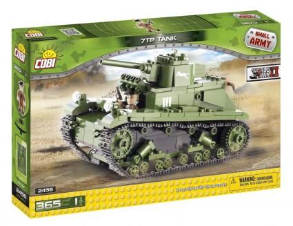 Polish light tank 7TP (2456)