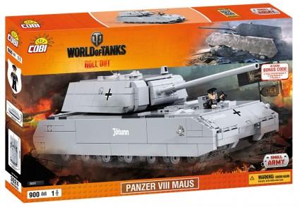 Maus Welt der Panzer (3024)