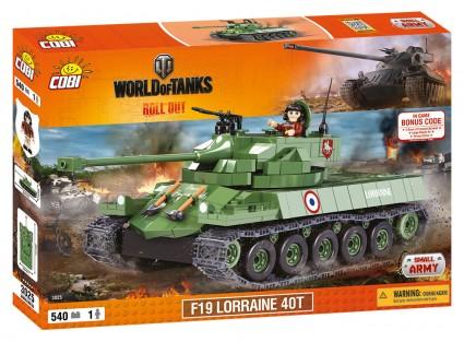 Lorraine 40 T Welt der Panzer (3025)