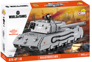 Mauerbrecher World of tanks(3032)