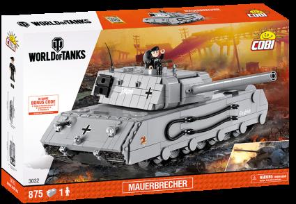Mauerbrecher World of tanks (3032)