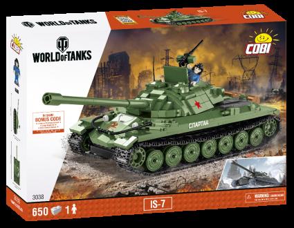 IS7坦克世界(3038)