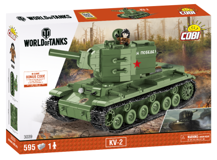 KV2 World of tanks (3039)