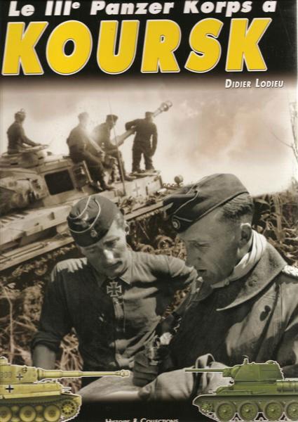 库尔斯克的第三个Panzer Korps