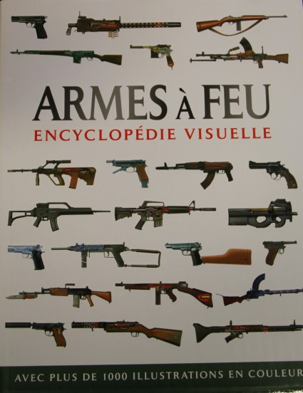 Visual Encyclopedia Firearms