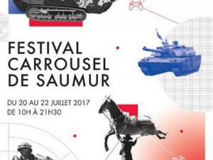 Saumur 2017的转盘