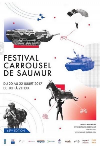 Karussell von Saumur 2017