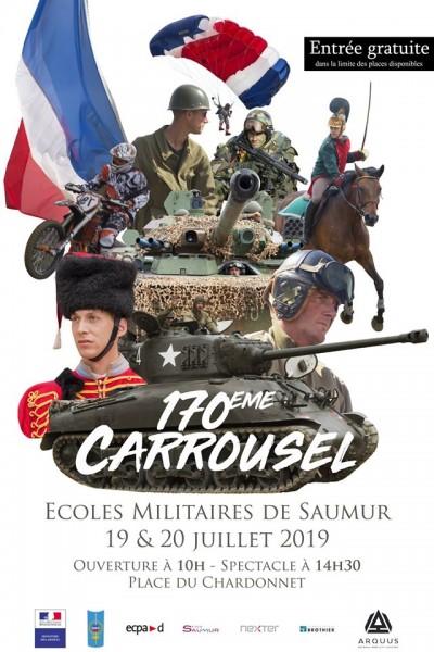 Carrousel of Saumur 2019