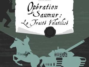Operation Saumur | Escape Game
