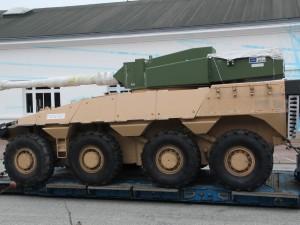 """新法国坦克的到来""""Vextra"""""""