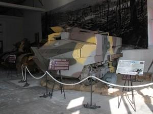 修理后施耐德返回博物馆