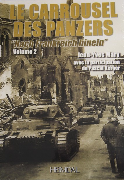 The panzers carousel volume 2