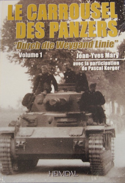 The panzers carousel volume 1