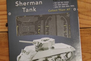 Metal Earth Sherman