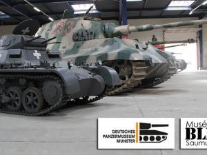 Panzer私はCを使う