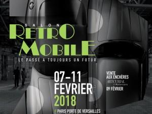 2018 Retromobile