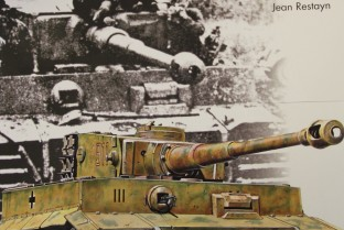 Tiger ich in Aktion 1942 - 1945