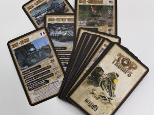 Armor Museum Game | TOP TRUMPS