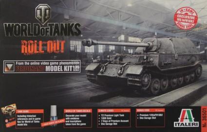 Ferdinand Welten von Panzern