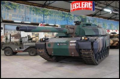The AMX Leclerc