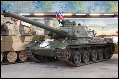 The AMX 30