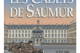BD THE CADETS OF SAUMUR