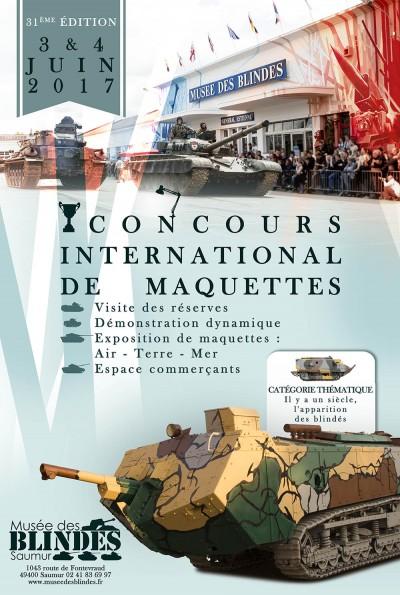 Concours International de Maquettes 2017