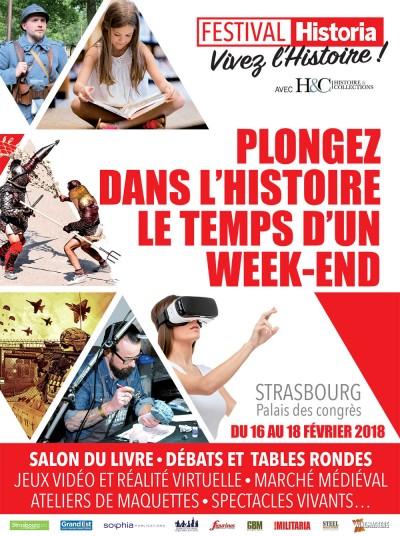 Historia Festival Live the story