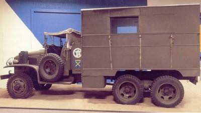 General Leclerc's GMC
