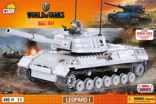 Leopard 1 World of tanks (3009)