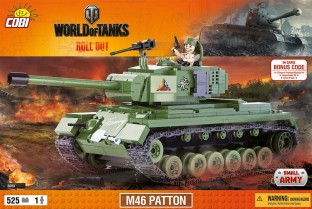 M46 Patton World of tanks (3008)