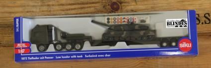 SIKU Chariot und Char