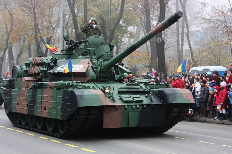 Bulletin n ° 60: Romanian Armored Army
