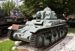 布加勒斯特的Char R35博物馆