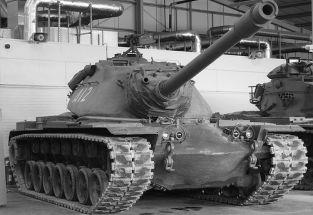 10 M103 A2 Bovington