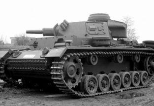 Char Panzer III或T3