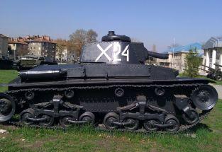 16 Skoda LT 35 Sofia Bis Museum